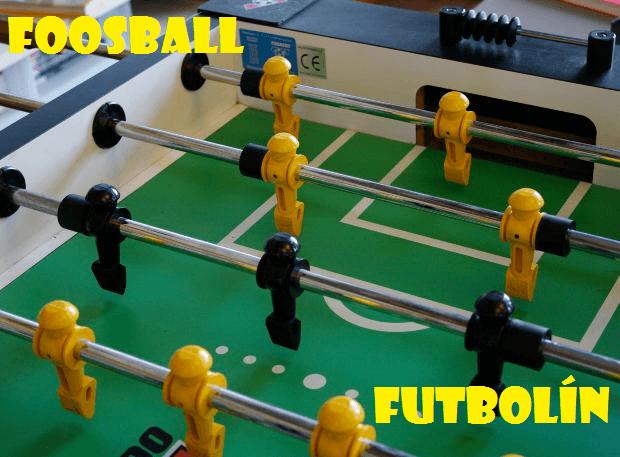 Foosball – Futbolín