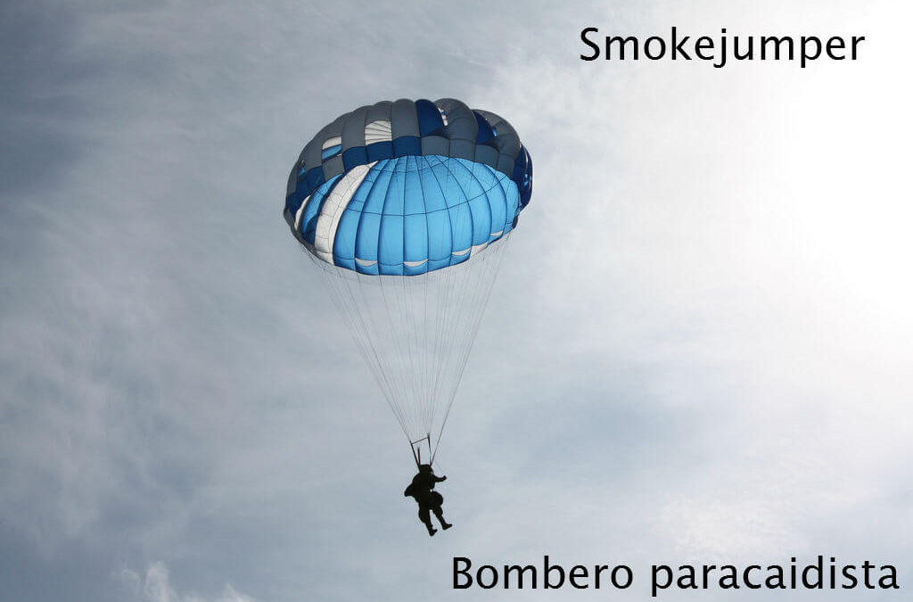 Smokejumper / Bombero paracaidista