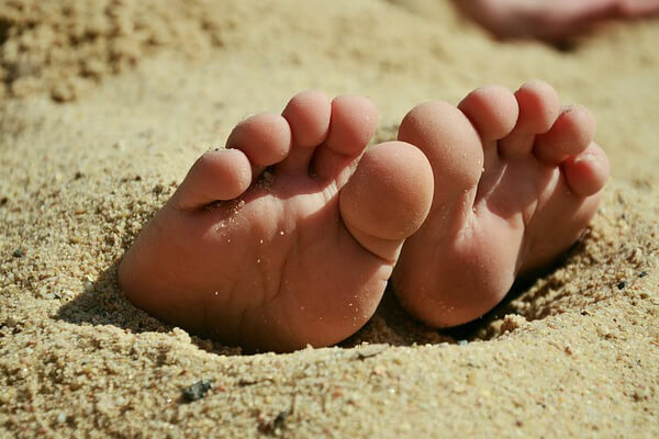 My dogs are barking – Los pies me matan/Tengo los pies destrozados