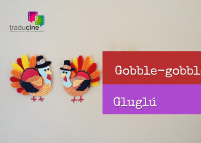 Traducine - Gluglú